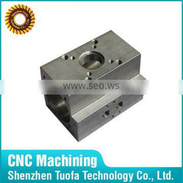 Custom machining service stainless steel fabrication mechanical parts