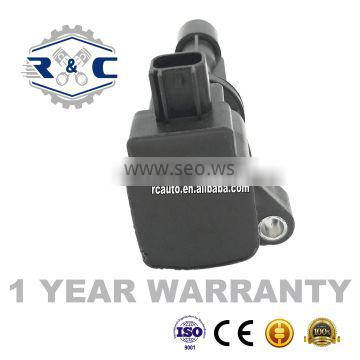 R&C High Quality Car Spark Coils Koil Pengapian mobil 0297008391 1404981 DG516 UF516 50104 5C1650 For FORD Auto Ignition Coil