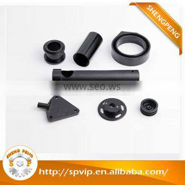 High precision cnc machining aluminum parts with anodized finish