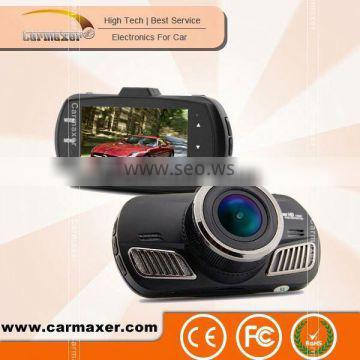 2016 New design quad HD1440p/30fps 2.7 inch full hd car surveillance camera