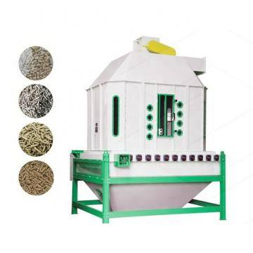 Counter Flow Feed Cooler for Pellet Production Line