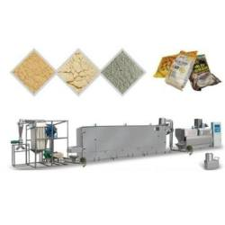 Twin Screw Food Extruder Machine , Modified Starch Production Line