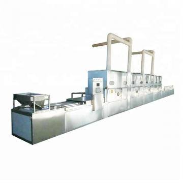 Stainless Steel Microwave Heating Conveying Mesh Belt Drying Equipment for Food/Chemical/Medicine Industry