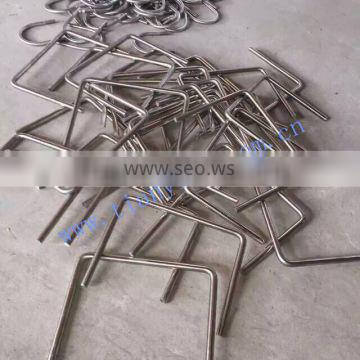 Stainless steel wire bending U bolt