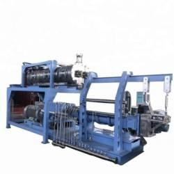 120-150 KG / H Stainless Steel Pet Food Processing Line , 380V Animal Feed Extrusion Machinery