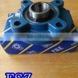 Alibaba Gold Supplier flange cartridge bearing units FC206 for blower made in china