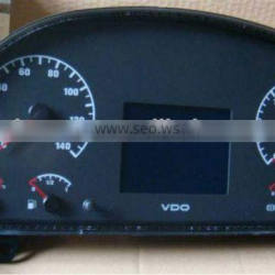 HOWO A7 OEM Truck Parts Combination Instrument WG9716580025