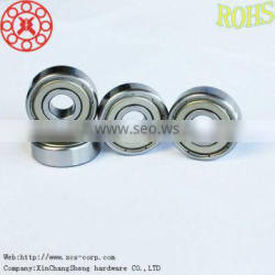 629Z Mini Single Shielded Deep Groove Stainless Steel Ball Bearings