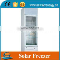 2016 Hot Selling Fruit And Vegetable Display Freezer
