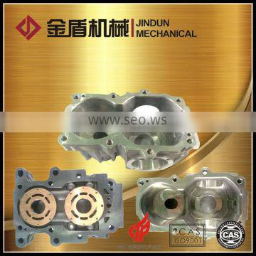 40 spare parts hydraulic motor casting