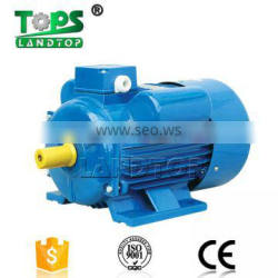 LANDTOP Hot YC single phase electric motor 2800 rpm