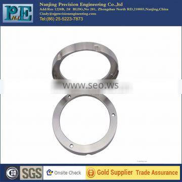 China factory custom cheap stamping and rolling metal ring