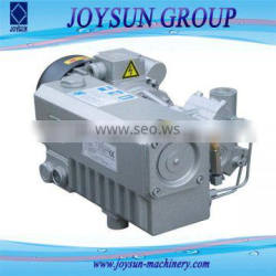 X-Series Single Stage rotary Vane hand vacuum pump with pressure gauge