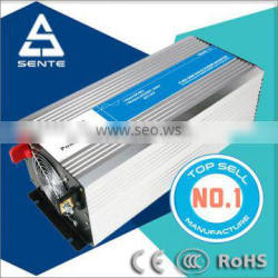 High frequency 4000w 48vdc to 100vac pure sine wave inverter with LED display screen