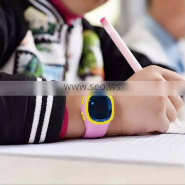 smart id card personal mini gps tracker for kids student SOS panic button gps tracker