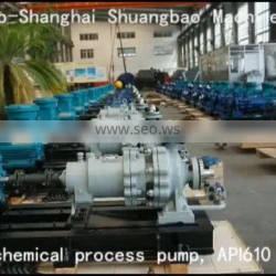 Small hot thermal oil pump, petrol pump machine