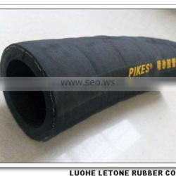 high quality black color sandblasting hose with China manufacture
