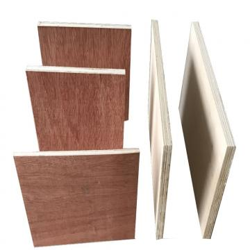 High Quality 12-18mm Packing Plywood/ Bintangor Commercial Plywood