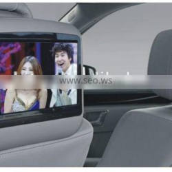 Android 4.2.2 OS 9'' Car TFT LCD Rear Seat System for Benz
