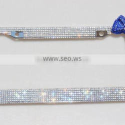 Royal Bling Crystal License Plate Frames