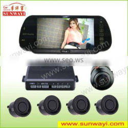 "7"" TFT Monitor rear view camera system"