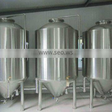 BEST PRICE 500l 1000l 2000l industrial brewing equipment large beer plant used brewery ,mash tun fermenter tun for sale