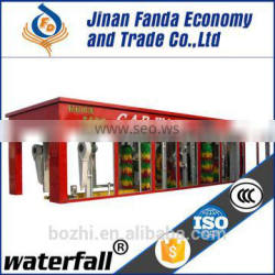 CHINA car washing equipment with prices and self service car cleaning