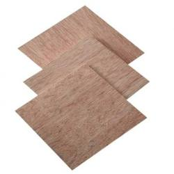 Blue PP Film Faced Plywood for Construction More Than 30-40 Times Reused