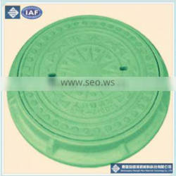 High Quality FRP Manhole Cover/SMC Composite Manhole Cover
