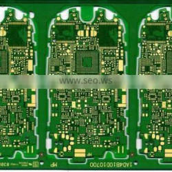 headset pcb circuit board assembly mold machine one audio axial capacitor