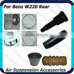 Rear Air shock leather bag 220 320 50 13 for Mercedes-Benz W220