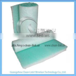 Paint Booth White-green Glass Fibre Filter