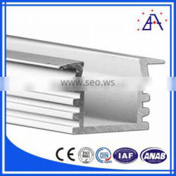 High quality aluminium led profile