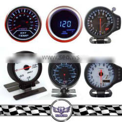 Universal air and fuel ratio auto gauge