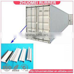 Trailer door rubber seal, Security Trailer Door Seals