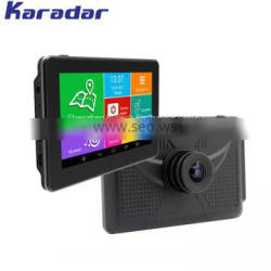 Best seller PND dashcam car gps navigation system portable gps