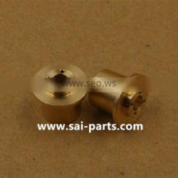Brass Valve Seat CNC Turned Mechanical Parts