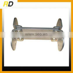 whole sale OEM Customized stainless steel right angle brackets