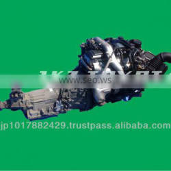 Used Car Engine 1Kz-Te from Small Order Made in Japan