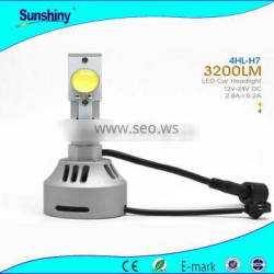 Variation design osrm h7 led 12v 24w h7 H8 H10 H11 12V 24V led surgical headlight