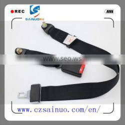 High quality simple 2- points car safety belt used for most car