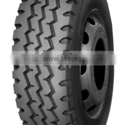 China Good Quality 3 Line Tube Type Bus Tyre for Light Truck 6.50R16LT