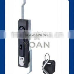 Zinc alloy handle steel cabinet door lock