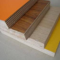 1220X2440 18mm Waterproof Red Okoume Marine Plywood for Yacht