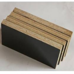 Hot Sale Black Film Anti Slip Faced Plywood 12mm Manufacuring