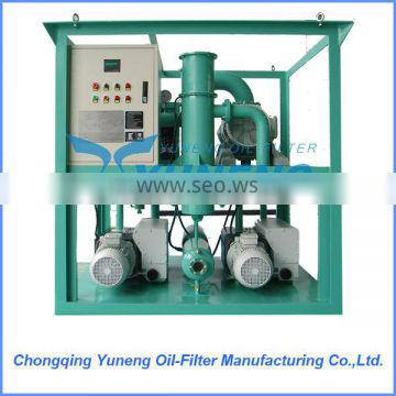Electric Vacuum Pump Unit for Transformers Station ZJ Series