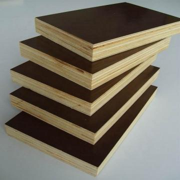 Chinese Suppliers Gloss Laminated 16mm Cabinet Plywod HPL Plywood