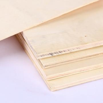 Factory-E0 Glue Full Poplar Plywood and All Poplar Core Plywood in 12mm