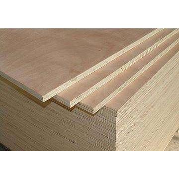 Bintangor/Okoume Faced Commercial Plywood for Furniture 3mm 4mm