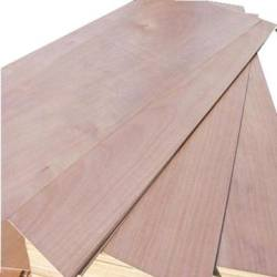 1.8mm/2mm/3mm/4mm New Design Style Fancy Grooved Slot Paper Laminated Faced Coated Overlay Plywood/MDF Sheet for Interior Decoration